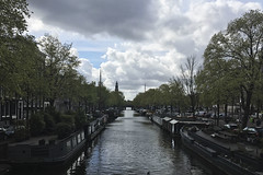 Amsterdam - Holland (Ron van Zeeland) Tags: holland canals grachten thenetherlands amsterdam church prinsengracht