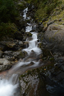 cascading waters