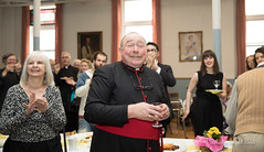 _MG_8503 (redroofmontreal) Tags: clergy fatherkeithschmidt parishioners easter reception stjohntheevangelist saintjohntheevangelist montreal redroofchurch redroof janetbest janetbestphoto anglican anglocatholic christian church religion