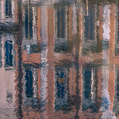 111/365 (Jane Simmonds) Tags: pisa river reflections buildings arno abstract 3652017 italy