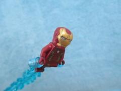 Invincible! (JellyBeanie81) Tags: stark tony man iron lego marvel tonystark ironman