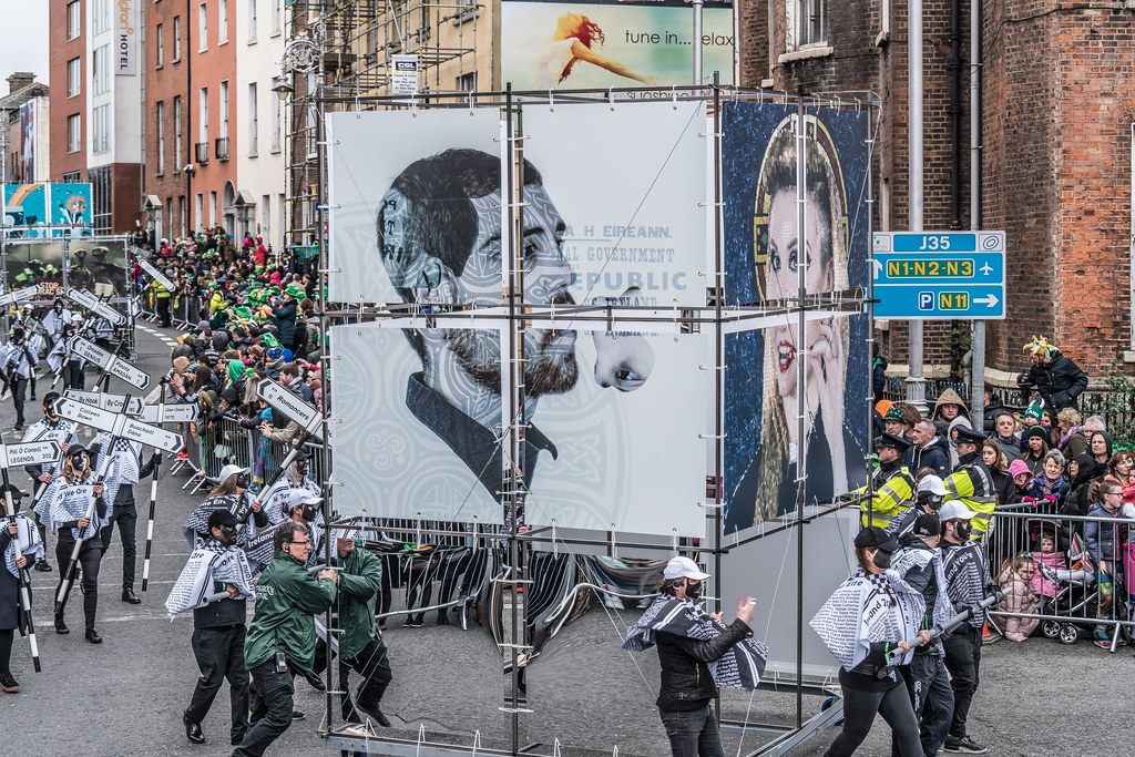 DUBLIN INSTITUTE OF TECHNOLOGY [PATRICKS DAY PARADE IN DUBLIN 2017]-126056