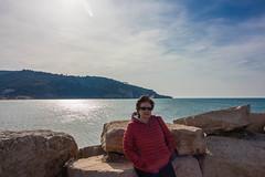 IMG_2064 (Antonio Todesco) Tags: mamma mom gargano pulia puglia calenella peschici mare spiaggia sea beach