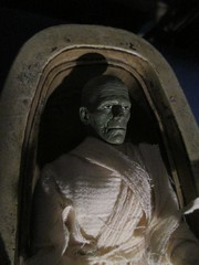 Boris Karloff as Imhotep the Mummy 4724 (Brechtbug) Tags: boris karloff type imhotep mummy monster dusty action figure universal monsters new york city egypt egyptian pharaoh bandage wrapping wrapped ash covered ancient antediluvian archeology museum excavation pyramid sphinx tomb dig sand desert creature its alive vampire scary horror terror halloween fright toy toys shadow twist corpse case mummies sarcophagus green 2017 nyc