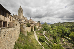 "Cathedral of Segovia • <a style=""font-size:0.8em;"" href=""http://www.flickr.com/photos/45090765@N05/33445688121/"" target=""_blank"">View on Flickr</a>"