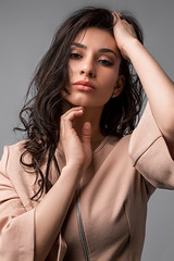 Элина (aleksandrgrankin) Tags: портрет девушка красиво стиль мода