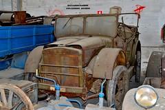 SPA TL 37 (riccardo nassisi) Tags: car camion truck rust rusty relitto rottame ruggine ruins scrap scrapyard collezione righini lancia fiat bianchi abbandonata abandoned abbandonato