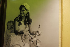 Taverna Pretoriana (dese) Tags: tavernapretoriana restaurant viapalestro roma youngwoman woman claudiacardinale claudia cardinale italianactress italian actress rome italia april vår primavera europa italy april26 2017 2017 lady