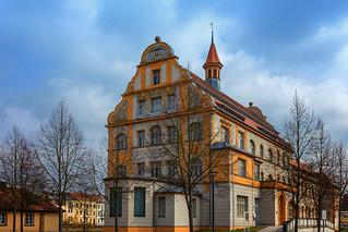 Bamberg, Stadtarchiv