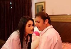 Rohid Ali Khan and Zara Malik Dream scene (Rohid Ali Khan) Tags: rohid ali khan maproductions mapro zara malik adhoorey khuwaab shahid sheikh khalid butt romantic song pehli muhabbat khanpur dam pakistani actor bollywood insight movie