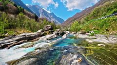 Lavertezzo -Ticino - Svizzera (Felina Photography - in Ticino:-)) Tags: lavertezzo verzasca ticino tessin pontedeisalti