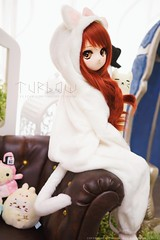 Mikan-nyan (TURBOW) Tags: doll toy dollfie dollfiedream volks minidollfiedream mdd ddh01 lullabypoemwig semiwhiteskin sws