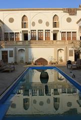 Ehsan Historical House (Wild Chroma) Tags: ehsan historical house kashan iran