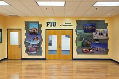 School of Contruction Signage (fiu) Tags: bg benguzman fiu cec torchawards 2017 collegeofengineering schoolofconstruction