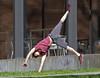Cartwheel (sea turtle) Tags: campus college university spring sunny sun sunshine universityofwashington seattle universitydistrict udistrict guy jump cartwheel gymnast gymnastic gymnastics flip