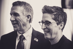 (sam...) Tags: alisonbechdel cartoonist laureate vermont government statehouse kochalka cartoons funhome comics drawing art artists