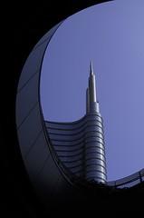 Unicredit Tower, Milano [EXPLORE] (Antonio Cinotti ) Tags: leica leicat unicredittower piazzagaeaulenti milano milan architecture architettura italia italy lombardia