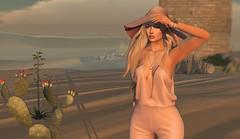 DESERT ROSE (Opale Lily) Tags: ison exxess et avaway secrets arte kotte blond desert devin dune luxebox devin2