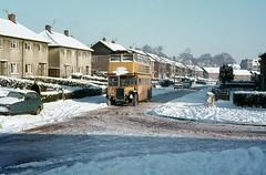 Where are you going? (philipthoms1) Tags: leylandrtl stevenson uttoxeter londontransport 1969