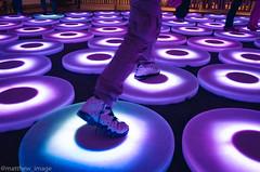 One Step Further (matthew_image) Tags: leg legs feet shoes shoe sneaker sneakers ricoh ricohgr gr grd grdv hk hong hongkong hongkonger kong super pool art rings ring lightroom light lights beautiful purple color colours colour colorful colors colourful