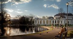 Casino (Lucian Nuță) Tags: cluj napoca clujnapoca romania sunset central park casino