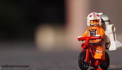 Mini Bike pt.2 (Alexandré Nuarin) Tags: lego legography legominifigs legocentral starwars stormtrooper stormtrooper365 empirestrikesback anewhope minifigs minifigures macro xwingpilot astromechdroid toyphotography toys toydiscovery tatooine brickscentral bricksinfocus battlefront bicycle skywalker