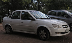Chevrolet Corsa Plus 1.6 2009 (RL GNZLZ) Tags: chevrolet gm corsaplus 16 2009