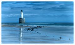 Rattray Head (Billb62) Tags: lighthouse rattrayhead beach sea rocks scotland aberdeenshire blue coast