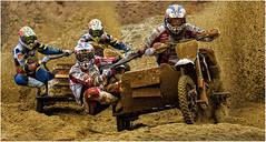 Duel (leonhucorne) Tags: sport motor sidecars duel nikon d7000 couleurs colors moto cross