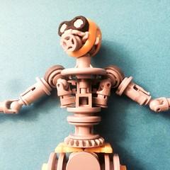 Robot WIP V (jigsawjo) Tags: lego robot wip