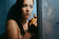 Shower session (www.RobertoEduardo.com) Tags: woman shower beautifulgirl thelook sonya7 a7ii minolta mood