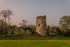The old castle in Walhain, Belgium (Jean Latteur) Tags: nikon d3300 nikkor 18105 walhain belgium castle medieval