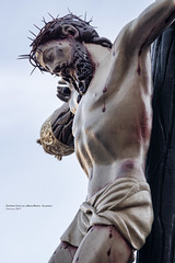 SANTÍSIMO CRISTO DE LA BUENA MUERTE (Crisologo) Tags: semana santa salamanca procesion imagen religion cristo cruz corona espinas crucifixion