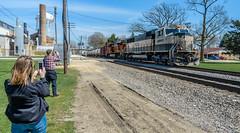 The Executive (jimt31) Tags: bnsf sd70m executivepaint rochelle aurorasub trains railroad railfans