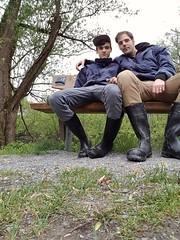 2017-04-21_10-25-55 (Aigle_Benyl) Tags: brüderingummistiefeln youngfarmer gumboots gummistiefel gummistiefelschaft rubberlaarzen rubberboots rubber bekina wellys