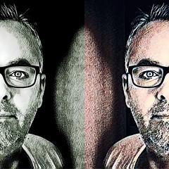 Palindromia (piste) Tags: selfie piste palindromia desaturation