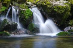 Stillensteinklamm (Tomsch) Tags: österreich austria upperaustria oberösterreich stillensteinklamm water wasser wasserfall waterfall nature natur naturelover naturliebhaber langzeitbelichtung longexposure nd