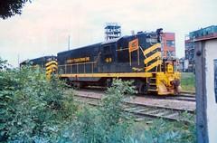 Detroit & Toledo Shore Line #49 (rrradioman) Tags: emd electromotive gp9 1973 49 detroit toledo shore line