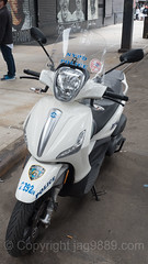 NYPD Police Scooter near Yankee Stadium, The Bronx, New York City (jag9889) Tags: 2017 20170415 al allamericacity americanleague ballpark baseball baseballteam bombers bronx fan finest firstresponder lawenforcement majorleaguebaseball ny nyyankees nyc nypd nyy newyankeestadium newyork newyorkcity newyorkcitypolicedepartment newyorkyankees outdoor people pinstripes policedepartment scooter southbronx stadium supporter thebronx thebronxbombers theyanks usa unitedstates unitedstatesofamerica vehicle yankeefan yankeestadium yankeestadiumiii yankees yankeesfan jag9889