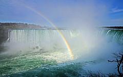 rainbow at the falls (GVG Imaging) Tags: niagarafalls canada