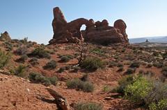 Arches National Park, USA 2011 - 32 (Manfred Lentz) Tags: usa vereinigtestaatenvonamerika utah archesnationalpark nationalpark