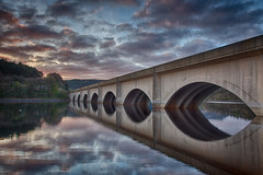 Ladybower Reservoir (Darren Paul Photography) Tags: landscape hdr peakdistrict reflections mirrorimage canon 24105l sunrise ladybowerreservoir ladybower reservoir