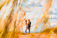 Together and ever... (Aline Fukuhara) Tags: couple color colors love loveit inlove together photooftheday photography engagement prewedding pretty esession