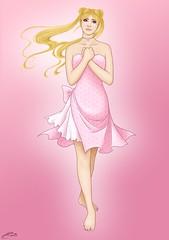 Usagi Tsukino - Sailor Moon (Kael Farron) Tags: sailor moon mercury mars jupiter venus usagi tsukino ami mizuno rei hino makoto mako kino minako mina aino senshi scouts soldiers scout soldier