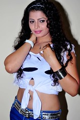 Indian Actress DISHA POOVAIAH Hot Photos Set-1 (9)