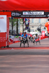 David Weir (GBR) Wins (cloudwalker_3) Tags: action adults amputation amputees artificial athletes athletics blur blurred britain british brits challenge city compete competition competitive competitiveness competitors contest davidweir disability disabled elite england event feet foot gb gbr greatbritain humans image legs limbs london londonmarathon males man marathon men mobility mobilityimpaired motion movement moving participants people persons photo photograph pic picture prosthesis prosthetics racers races racing run running speed sporting sports uk virgin virginlondonmarathon