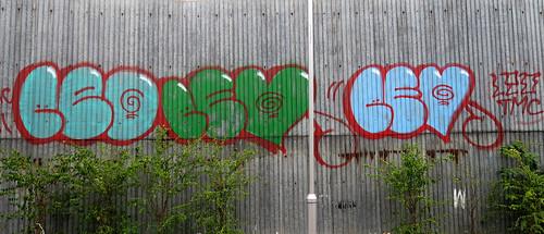graffiti and streetart in chiang mai