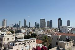 Skyline of Tel Aviv (eduardmarmet) Tags: telaviv israel isr skyline