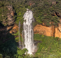 Wentworth Falls (Troy Shiels) Tags: bluemountains wentworthfalls waterfall outdoor nature water australia nikon d5600