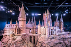 Maqueta del castillo de Hogwarts (Jose Antonio Abad) Tags: cine england film harrypotter inglaterra leavesden pública reinounido unitedkingdom warnerbros cinema movie